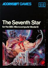 Seventh Star (BBC Model B) (Contains Hint Book)