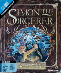 Simon the Sorcerer (Activision) (IBM PC)