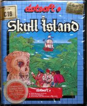 Skull Island (Dotsoft) (C16/Plus4)