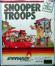 Snooper Troops: The Disappearing Dolphin