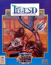 Worlds of Legend: Son of the Empire (Digital Integration) (Amiga)