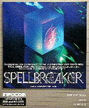 Spellbreaker (IBM PC) (Contains InvisiClues Hint Book)