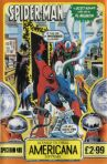 Questprobe: Spider-Man (Americana) (ZX Spectrum) (Cassette Version)