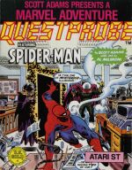 Questprobe: Spider-Man (U.S. Gold) (Atari ST) (Cassette Version)