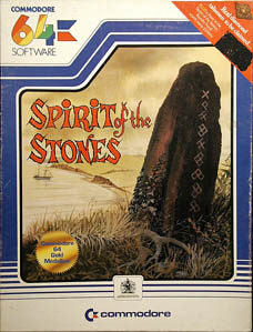 Spirit of the Stones (2nd Edition) (Commodore) (C64)