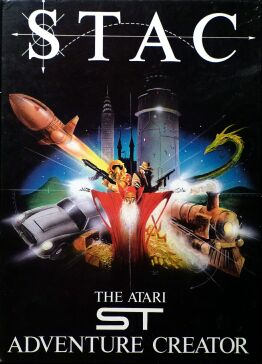 Atari ST Adventure Creator, The (Incentive Software) (Atari ST)