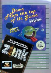 Down From the Top of its Game: The Story of Infocom