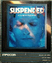 Suspended (Apple II) (Contains Adventure Helpers Hint Booklet)