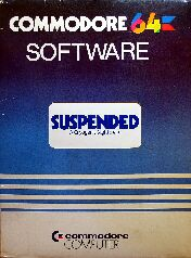 Suspended (Folio) (C64) (missing one token)