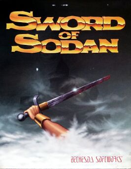 Sword of Sodan (Bethesda Softworks) (Macintosh)