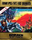 Swords and Sorcery: Swords of Glass, Amulet of Yendor, The Golden Wombat, NYC Adventure (Keypunch Software) (IBM PC)