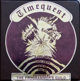 Time Quest (The Programmer's Guild) (TRS-80)