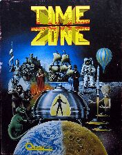 Time Zone (On-Line Systems) (Apple II)