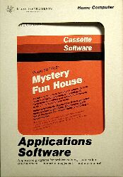 Mystery Fun House (TI-99/4A)