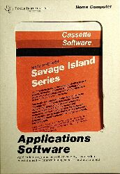 Savage Island Series (TI-99/4A)