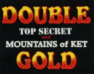 Top Secret and Mountains of Ket (Incentive Software) (Amstrad CPC)