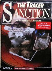 Tracer Sanction, The (Apple II)