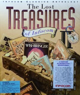 Lost Treasures of Infocom II, The