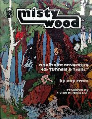 Tunnels and Trolls #16: Misty Wood