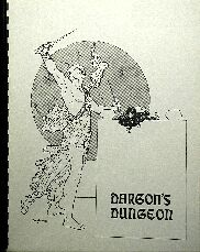 Tunnels and Trolls #5: Dargon's Dungeon