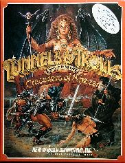 Tunnels & Trolls: Crusaders of Khazan (IBM PC) (Contains Clue Book)