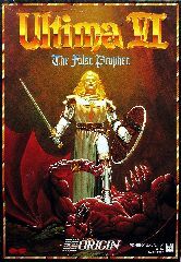 Ultima VI: The False Prophet (Pony Canyon) (PC-9801)