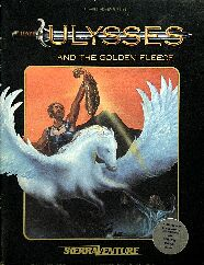 Ulysses and the Golden Fleece (Sierraventure) (Atari 400/800) (Contains Witts' Notes)