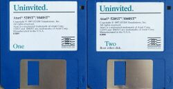 uninvited-disk