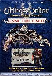 Ultima Online: Lord Blackthorn's Revenge Game Time Card
