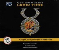 Ultima Online: Game Time Card
