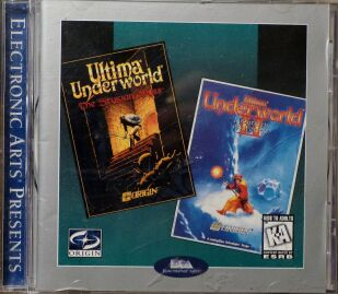 Ultima Underworld I & II