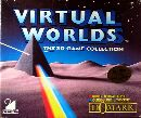 Virtual Worlds (Castle Master; The Crypt; Total Eclipse; Driller) (Domark) (ZX Spectrum)