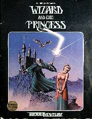 Wizard and the Princess (Sierraventure) (Apple II)