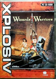 Wizards & Warriors (Xplosiv) (IBM PC)