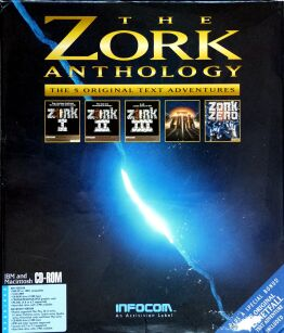 Zork Anthology, The (Activision) (Macintosh/IBM PC)